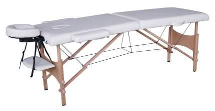 Массажный стол складной DFC Nirvana Optima cream