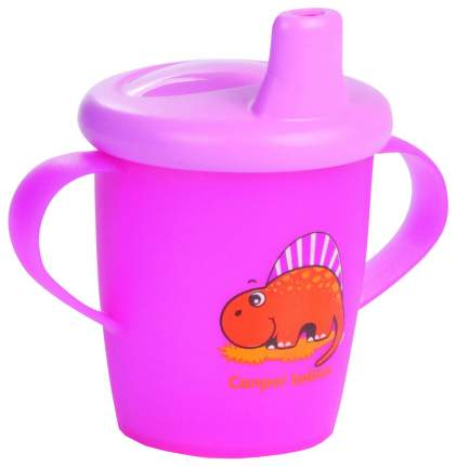 Чашка-непроливайка Canpol Babies Toys, 250 мл, 31/200 Розовый