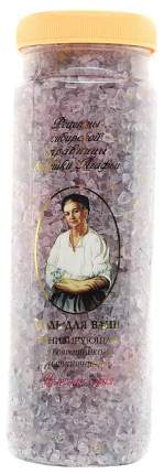 Соль для ванн Бабушка Агафья Тонизирующая 800 г