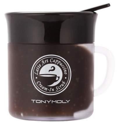 Скраб для лица Tony Moly Latte Art Scrub 95 мл