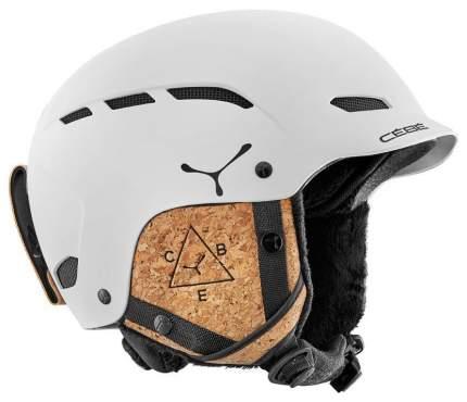 Горнолыжный шлем Cebe Dusk 2019, белый, M