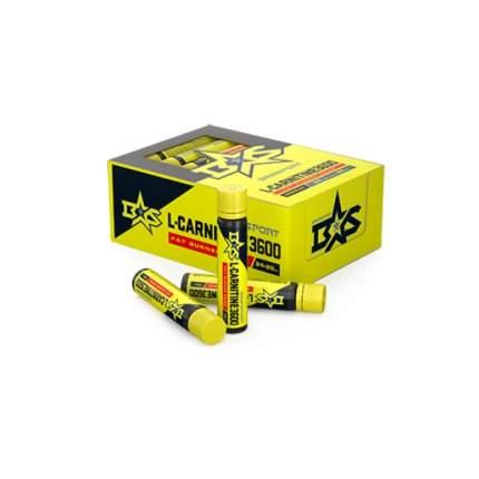 Л-Карнитин жидкий Binasport L-Carnitine 3600 мг питьевой 24 фл. по 25 мл, апельсин
