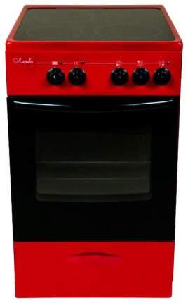 Электрическая плита Лысьва ЭПС 301 МС Red