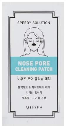Патчи для очищения кожи MISSHA Speedy Solution Nose Pore Cleaning Patch 3 г
