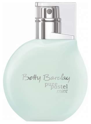 Туалетная вода Betty Barclay Pure Pastel Mint 50 мл