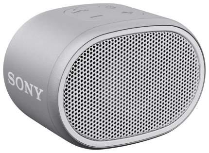 Беспроводная акустика Sony SRS-XB01 White White