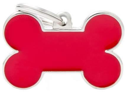 Подвеска для собак My Family брелок-адресник Металл