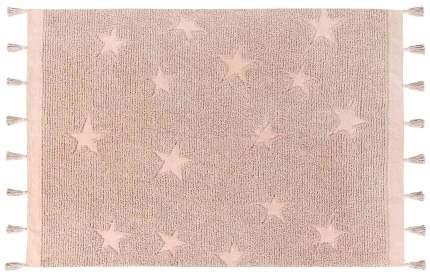 Ковер Lorena Canals Звезды хиппи бежевые 120*175