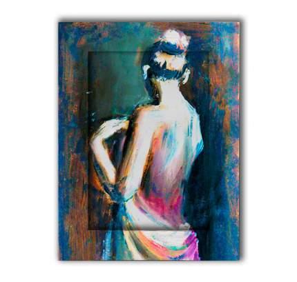 Картина с Арт рамой Джульетта 70 х 90 см