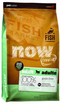 Сухой корм для собак NOW Fresh Adult Small, для мелких пород, лосось, форель, овощи,5,45кг