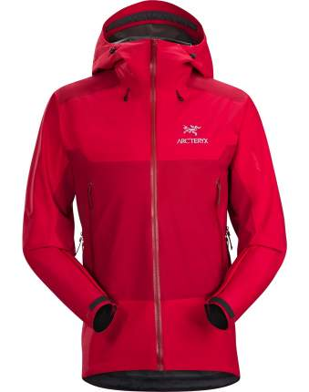 Спортивная куртка мужская Arcteryx Beta SL Hybrid, toreador, XL