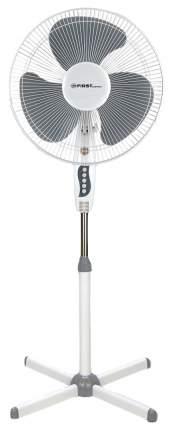 Вентилятор напольный First FA-5553-3 white/grey