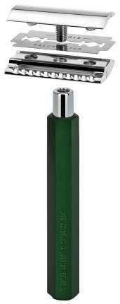 Т-образная бритва MUEHLE Hexagon Т-образный Зеленый