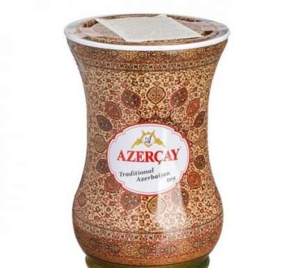 Чай черный Азерчай листовой армуду с чабрецом 100 г