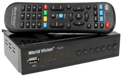 DVB-T2 приставка World Vision T62A black