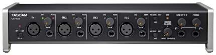 Аудиоинтерфейс Tascam US-4x4 USB
