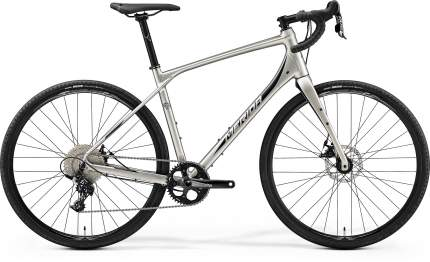 """Велосипед Merida Silex 300 2019 17.5"""" серый"""