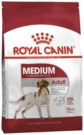 Сухой корм для собак ROYAL CANIN Adult Medium, рис, птица, свинина, 3кг