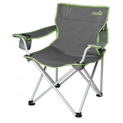 Кресло Norfin Pori NF grey/green