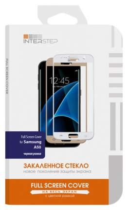 Защитное стекло InterStep для Samsung Galaxy A50 Black