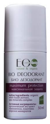 Дезодорант Ecolab Максимальная защита 50 мл