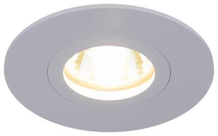 Встраиваемый точечный светильник Elektrostandard 2100 MR16 WH Белый a031865