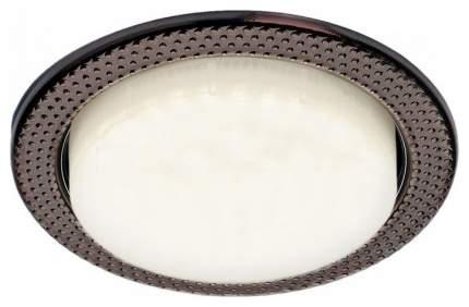Встраиваемый светильник Elektrostandard 1066 GX53 SB Бронза a034589