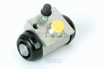 Цилиндр тормозной колесный peugeot 107, citroen c1, toyota aygo Bosch f026002607