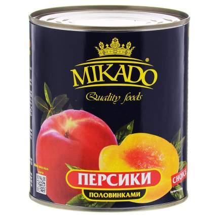 Персики Микадо половинки 425 мл