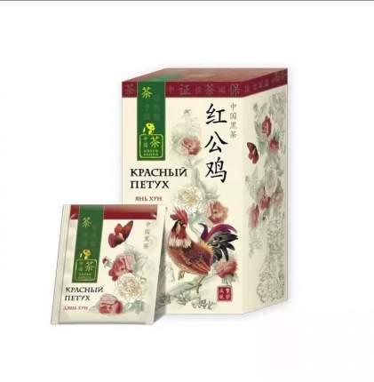 Чай Зеленая Панда красный петух 25 пакетиков