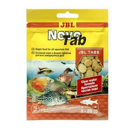 Корм для рыб JBL NovoTab, таблетки, 15гр