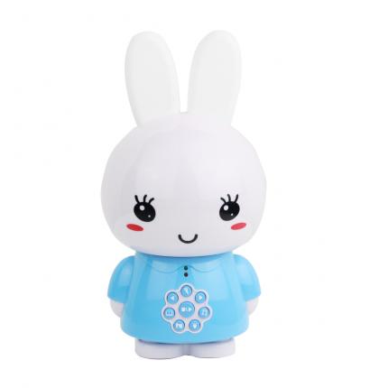 Интерактивная развивающая игрушка Медовый зайка Alilo G6 голубой