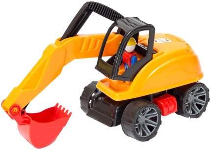 Машинка Orion Toys Экскаватор 249