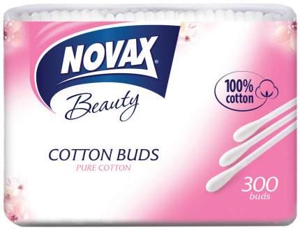Ватные палочки Novax Cotton Buds 300 шт