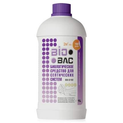 Средство для септиков BIOBAC BB-S 180, 1л