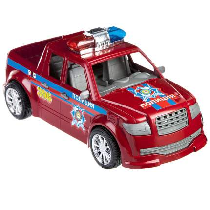 Инерционная машина Полиция