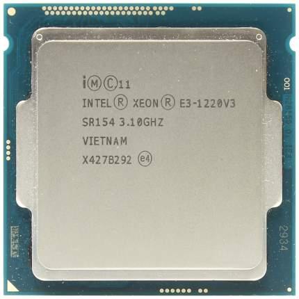 Процессор Intel Xeon E3-1220 v3 OEM