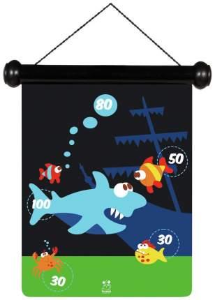 Дартс детский SCRATCH Морская жизнь