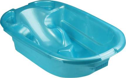 Ванна детская Папитто анатомическая Голубая 4313008
