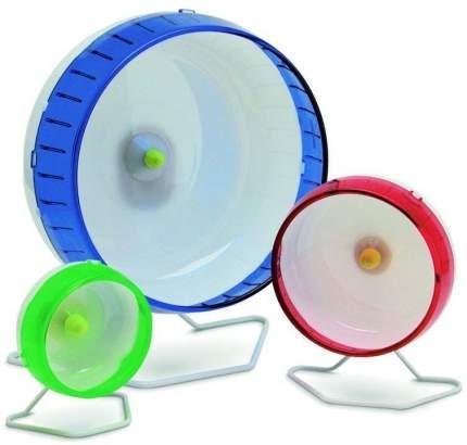 Беговое колесо для грызунов I.P.T.S. пластмассовое бесшумное (17 см)