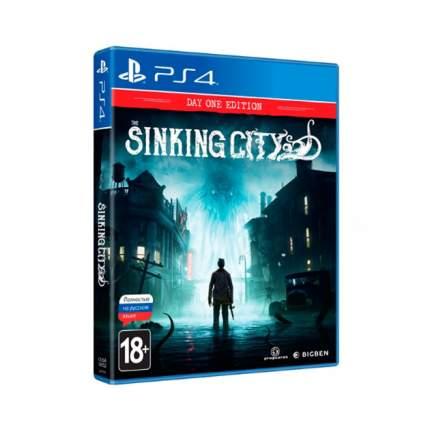 PS4 The Sinking City Издание первого дня