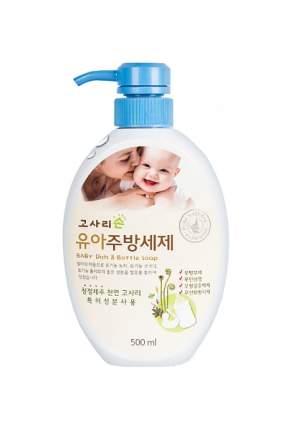 Средство для мытья детской посуды Gosarison Baby Dish&Bottle Soap 500 мл