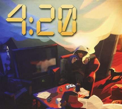 Аудио диск Guf & Rigos  4:20 (CD)