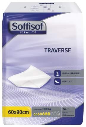 Одноразовые впитывающие простыни Soffisof 60х90 30 шт.