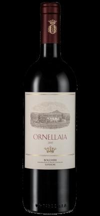 Вино Ornellaia, 2015 г.