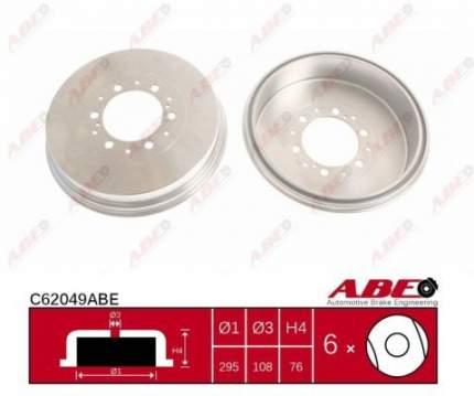 Тормозной барабан ABE C62049ABE