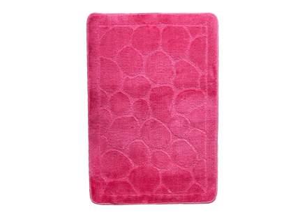 Коврик для ванной ЭКО розовый, SHAHINTEX 5328-1