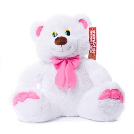 Мягкая игрушка Нижегородская игрушка Медведь маленький с розовыми пальчиками 45 см