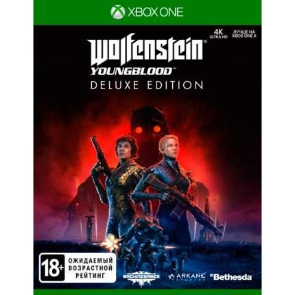 Игра Wolfenstein: Youngblood. Deluxe Edition для Xbox One