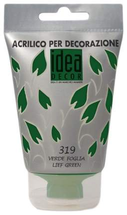 Акриловая краска Maimeri Idea Decor лиственный зеленый M3818319 110 мл